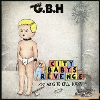 City Babys Revenge: 101 Ways To Kill A Rat