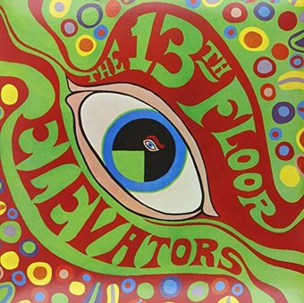 The psychedelic sounds of the 13th floor elevators 180gv for 13th floor elevators thru the rhythm