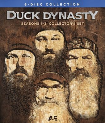 Duck Dynasty - Seasons 1-3 Collector's Set