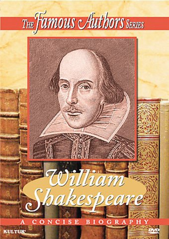 Famous Authors Series - William Shakespeare