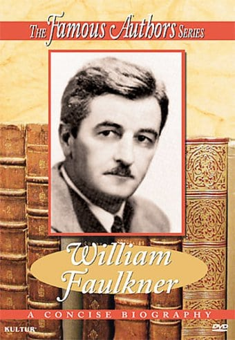Famous Authors Series - William Faulkner