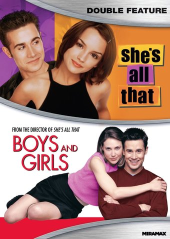 She's All That / Boys and Girls (2-DVD)