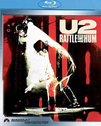 U2 - Rattle and Hum (Blu-ray)