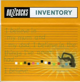 Inventory [Singles Box Set] (14-CD Box Set)