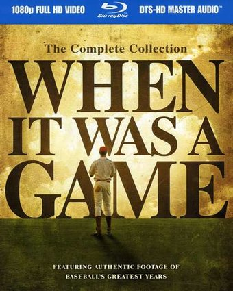 Baseball - When It Was a Game: Complete