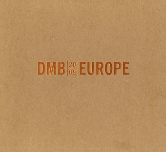 Europe 2009 (Live) (4-CD)