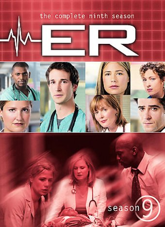 ER - Complete 9th Season (6-DVD)