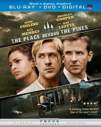 The Place Beyond the Pines (Blu-ray + DVD)