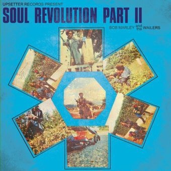 Soul Revolution Part II (Mono) (Blue Vinyl Vocal