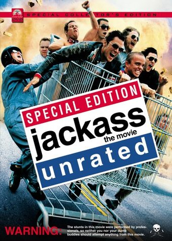 Jackass: The Movie (Unrated Special Collector's