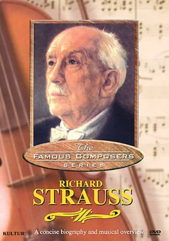 The Famous Composers SeriesRichard Strauss