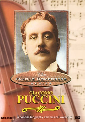 The Famous Composers SeriesGiacomo Puccini