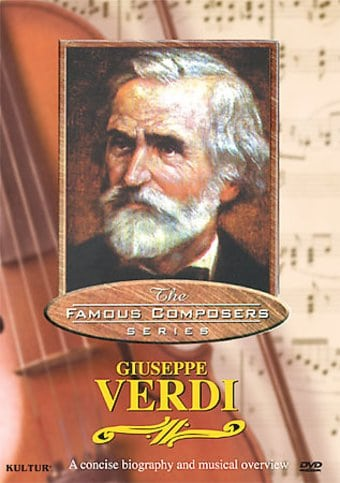 The Famous Composers SeriesGiuseppe Verdi