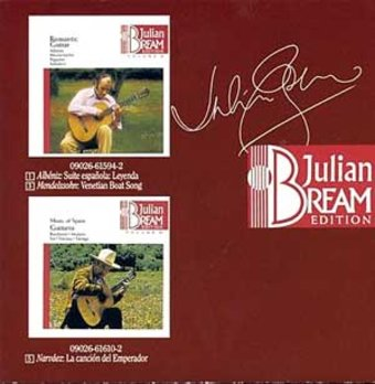 Highlights From Julian Bream E