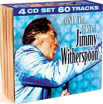 Only the Best of Jimmy Witherspoon (4-CD)