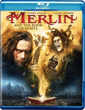 Merlin And The Book Of Beasts (Blu-ray)