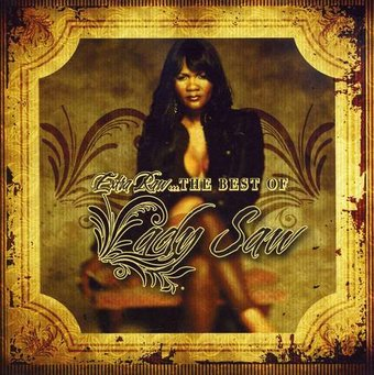 Extra Raw...The Best of Lady Saw (CD, DVD)