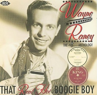 That Real Boogie Boy: The King Anthology