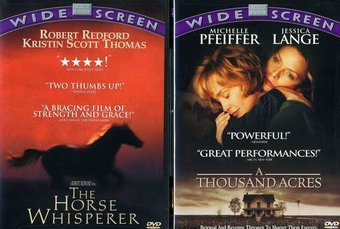 A Horse Whisperer / Thousand Acres (2-DVD)