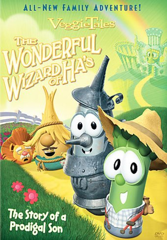 VeggieTales - The Wonderful Wizard of Ha's