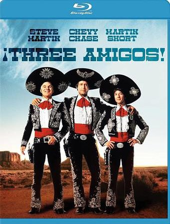 Three Amigos! (Blu-ray)