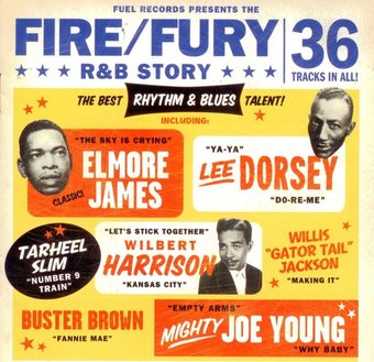 The Fire/Fury R&B Story (2-CD)
