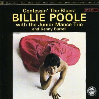 Confessin' the Blues (with the Junior Mance Trio)