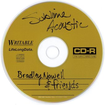 Acoustic: Bradley Nowell & Friends