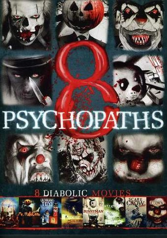 8 Psychopaths (2-DVD)