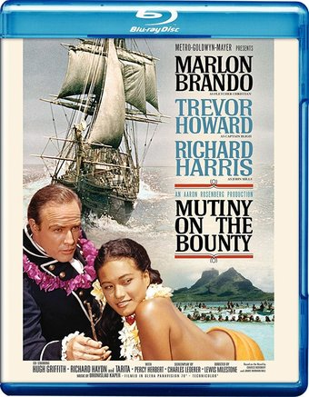 Mutiny on the Bounty (Blu-ray)