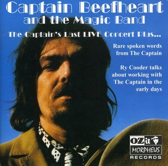 Captain's Last Live Concert (2-CD)