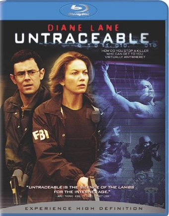 Untraceable (Blu-ray)