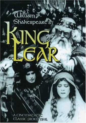 King Lear (Silent)