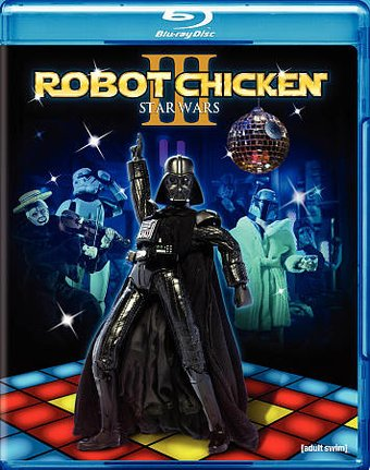 Robot Chicken - Star Wars III (Blu-ray)