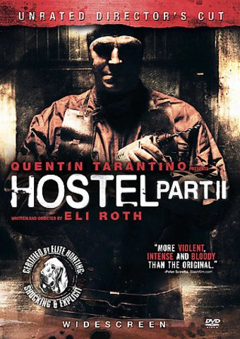 Hostel 2 (Unrated Director's Cut)