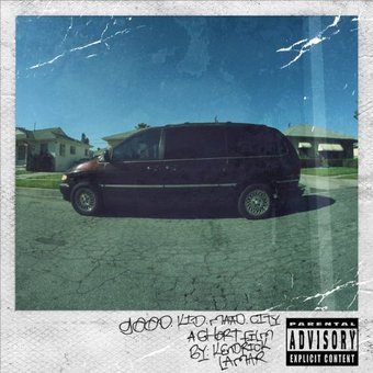 Good Kid, m.A.A.d city (2-LPs)