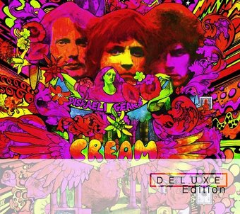 Disraeli Gears [Deluxe Edition] (2-CD)