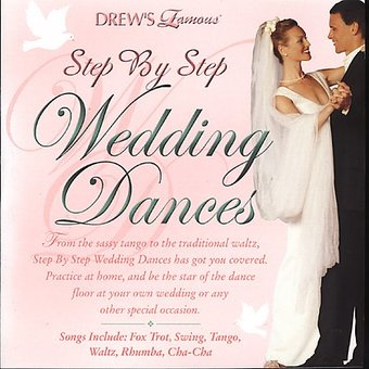 Drews Famous Step By Step Wedding Dances CD 2004