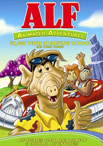 Alf - Animated Adventures, Volume 1: 20,000 Years