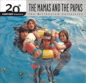 Best of the Mamas & the Papas: 20th Century