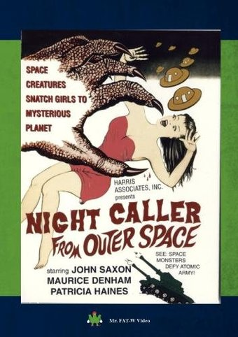 "Night Caller From Outer Space (aka ""Blood Beast"