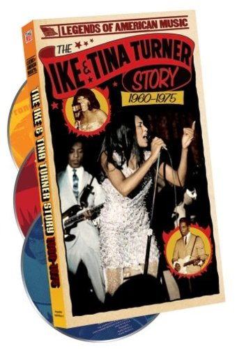 The Ike & Tina Turner Story 1960-1975 (3-CD Box