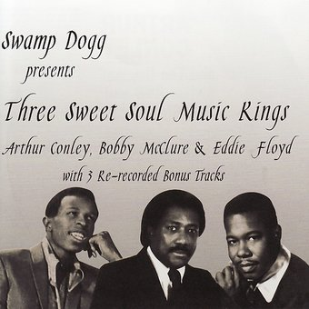 Swamp Dogg Presents: The Three Sweet Soul Music