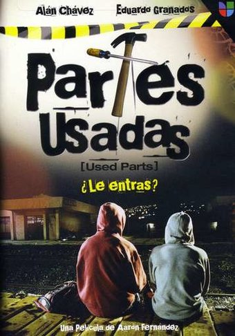 Partes Usadas (Used Parts) (Spanish, Subtitled in