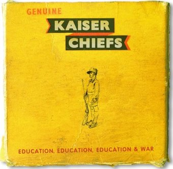 "Education, Education, Education & War (+ 7"")"