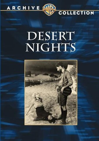 Desert Nights (Silent) (Full Screen)