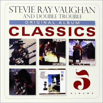 Original Album Classics (5-CD)