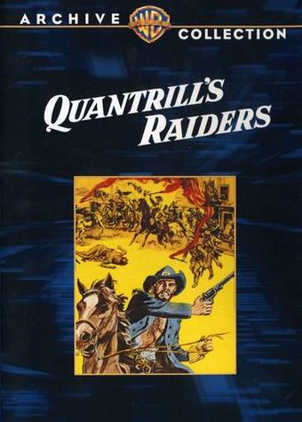 Quantrill's Raiders (Widescreen)