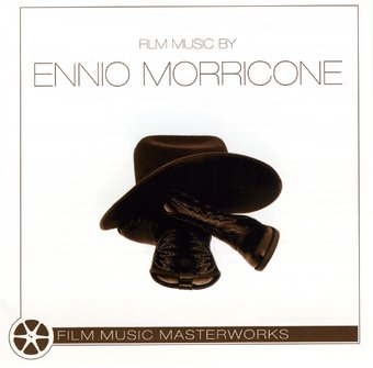 Film Music by Ennio Morricone [Silva Screen]
