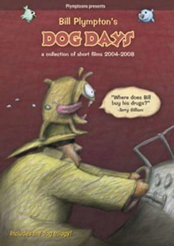 Bill Plympton's Dog Days: A Collection of Short